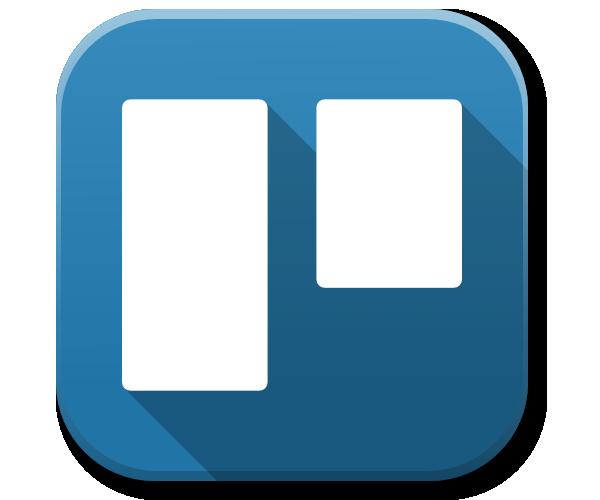 Trello Logo – Klick führt zur Website des Anbieters